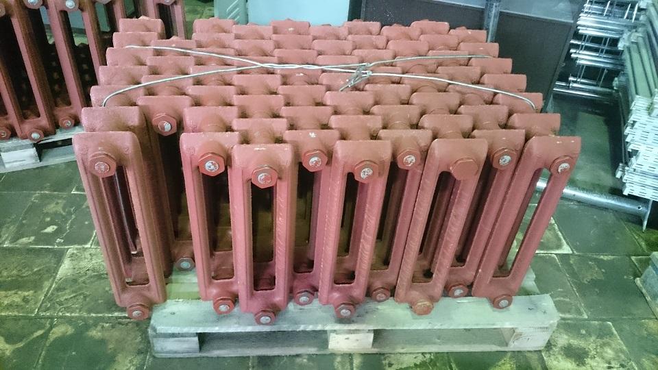 Внешний вид радиаторов МС-140-500